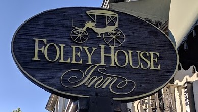 Foley House Inn: Romantically Haunted?