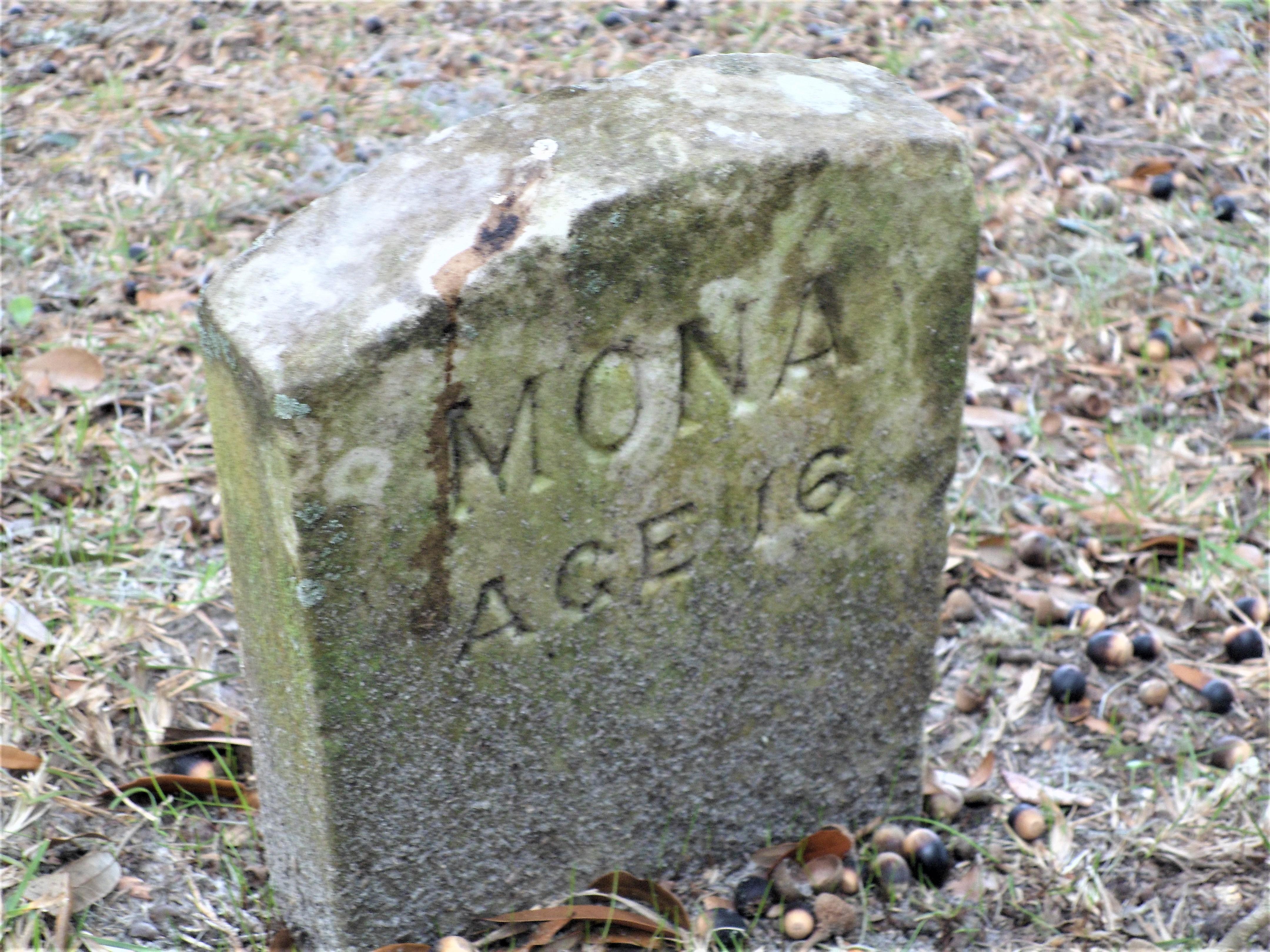 Mona Age 16 2.2