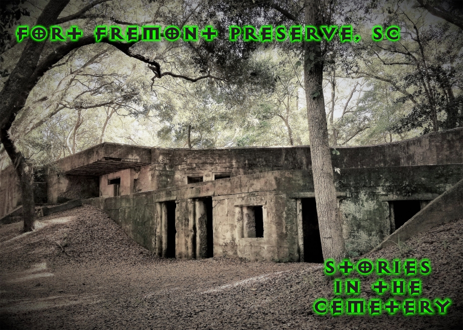Hauntings at Fort Fremont Preserve