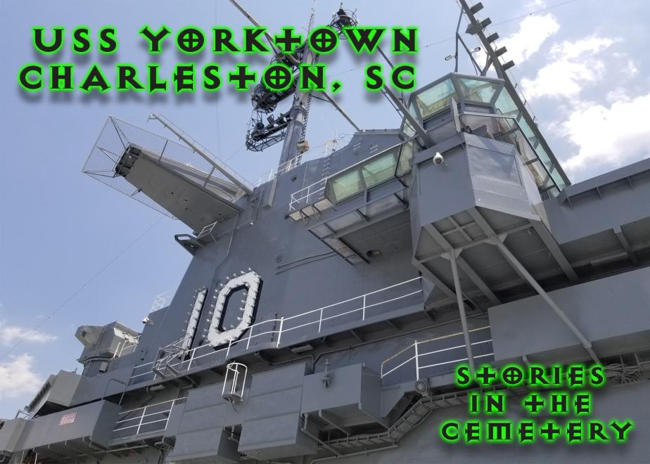 USS Yorktown Tour