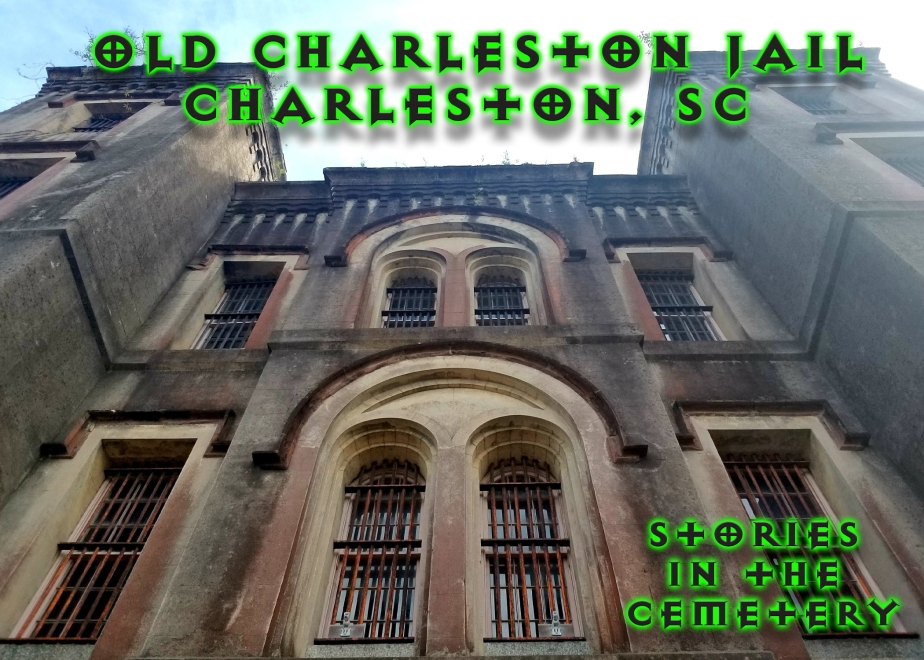 Charleston's Old Jail