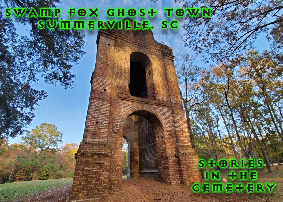 Swamp Fox Ghost Town