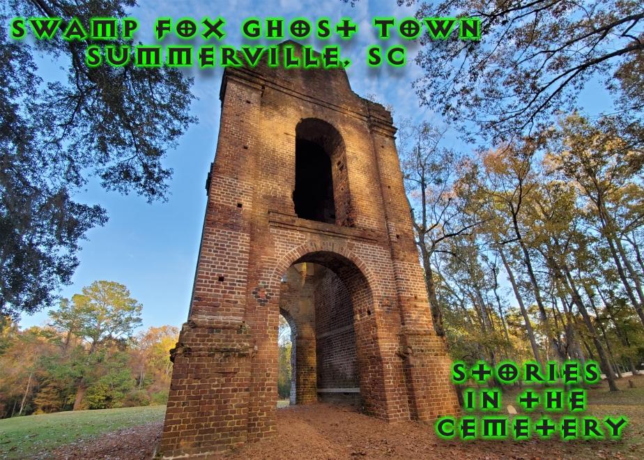 Swamp Fox GhostTown