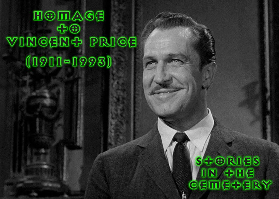 Homage to Vincent Price, the Master of Horror