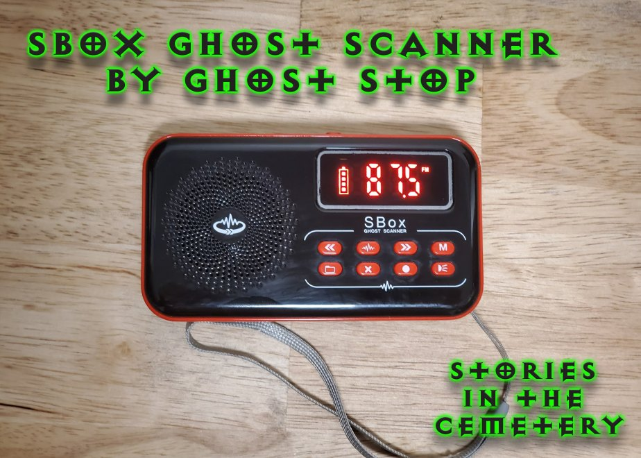 SBox Ghost Box & Recorder by GhostStop